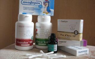 Лекарственные препараты против ветряной оспы у детей и взрослых