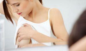 Причины появления зуда в районе груди