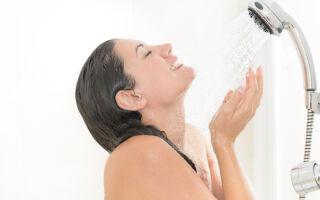 Принятие водных процедур при опоясывающем лишае без отрицательных последствий