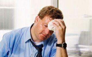 Причинами каких болезней являются потливость без температуры и слабость