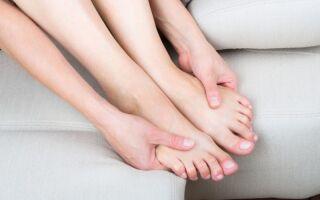 Избавляемся от чрезмерной потливости ног в домашних условиях