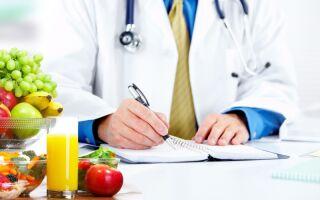 Диетотерапия при геморрагическом васкулите