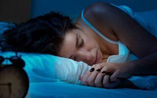 Причины появления гипергидроза в ночное время у женщин