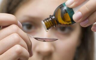 Корвалол при лечении герпеса: капли или таблетки?