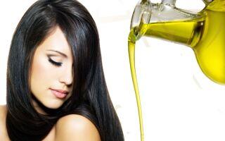 Рецепты масок для волос от себореи на основе натуральных масел