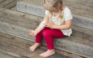 Особенности лечения чесотки у детей