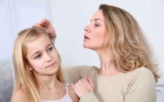 Как избежать заражения вшами