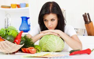 Основные правила питания при псориазе
