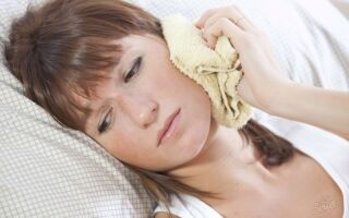 Лечение в домашних условиях народными средствами атеромы