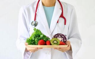 Основные правила питания при себорейном дерматите