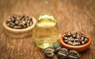 Использование касторового масла при удалении папиллом