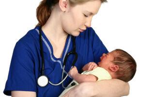 Герпес у новорожденных и грудничков — особо опасное заболевание