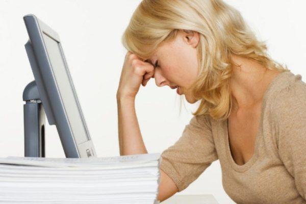 Стресс как причина розового лишая