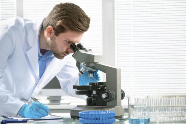Обнаружение вируса Коксаки