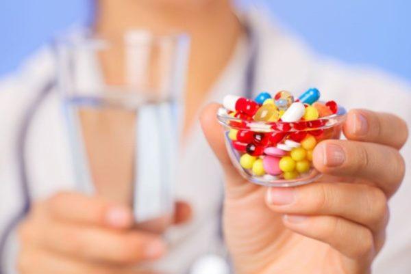 Антибиотики при вирусе Коксаки
