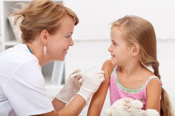 Прививка против ветрянки