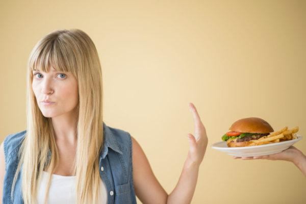 Отказ от вредного питания