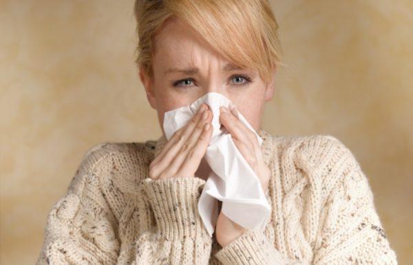 Ослабленный иммунитет
