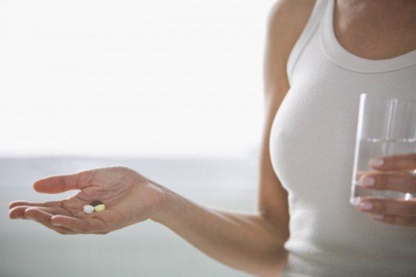 Прием медицинских препаратов