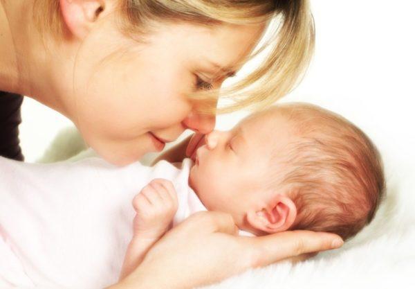 Передача вируса от мамы ребенку