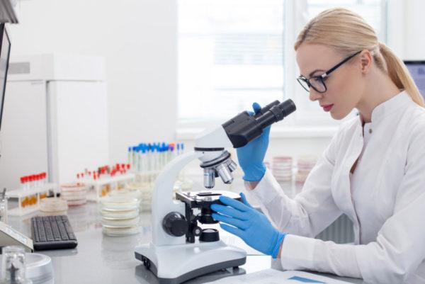 Гистологическое исследование папилломы