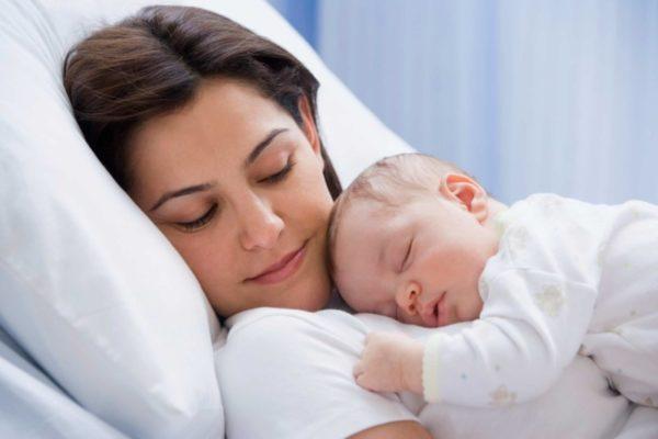 Что делать после родов при генитальном герпесе