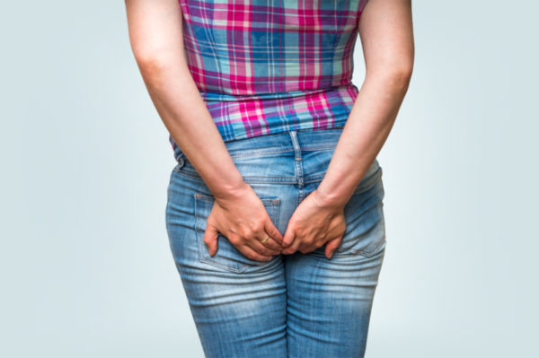 Боль в ягодичных мышцах