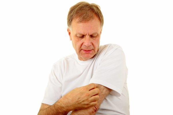 Зуд от папиллом