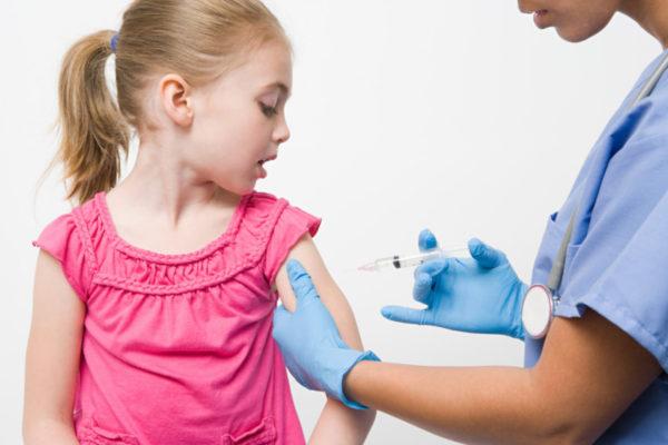 Вакцинация от краснухи