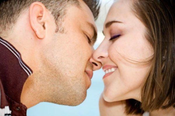 Заражение через поцелуй