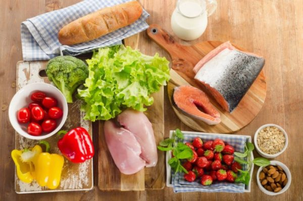 Правильное питание при герпесе