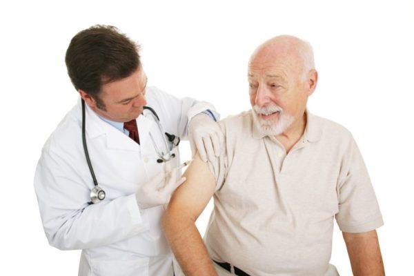 Вакцинация у взрослых