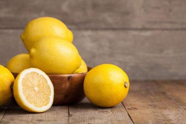 Лимон от папиллом