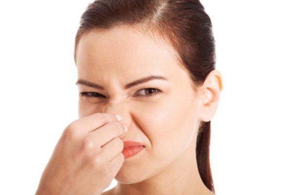 Пощипывание в носу