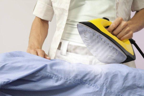 Обеззараживание одежды паром
