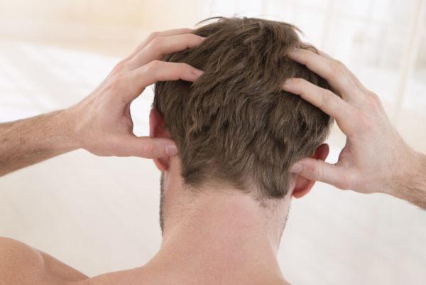 Зуд волосистой части головы