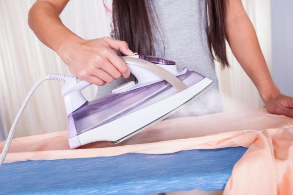Обработка белья