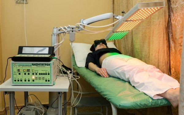 Физиотерапия в лечении опоясывающего герпеса