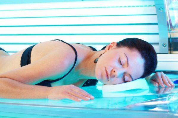 Чрезмерные воздействия ультрафиолета