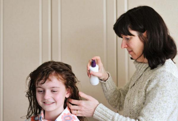 Спрей - удобный и безопасный препарат от вшей и гнид