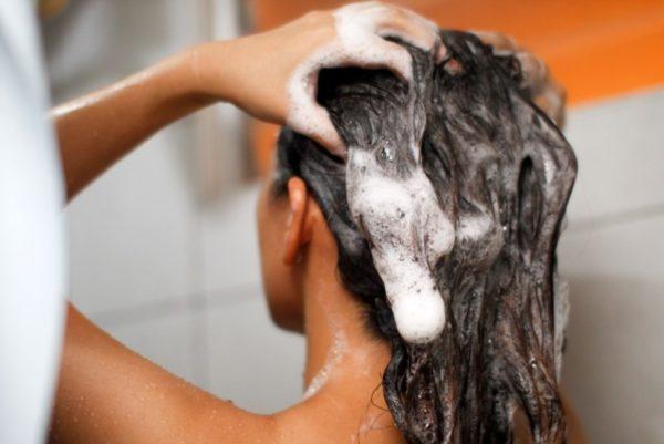 Мытье головы при педикулезе