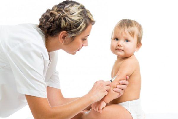 Как ставится прививка от КПК