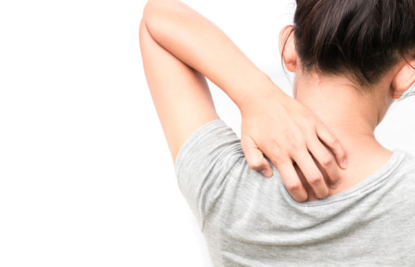 Чесотка от нервов симптомы и лечение