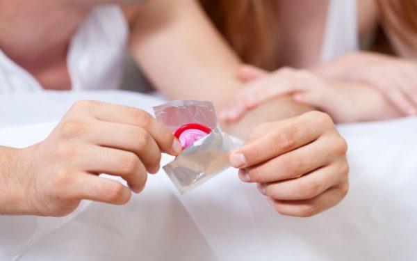 Использование презерватива против герпеса