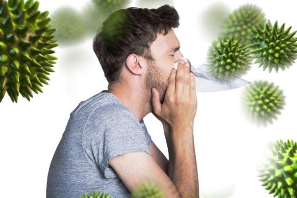 Снижение иммунных сил организма