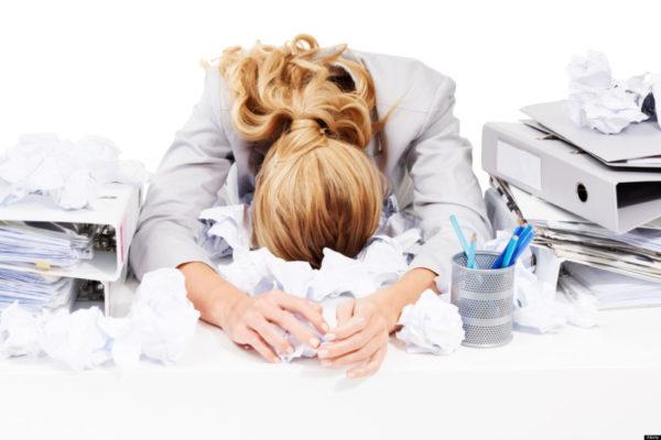 Стресс, как причина фурункулеза