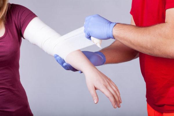 Рожистое воспаление руки 3
