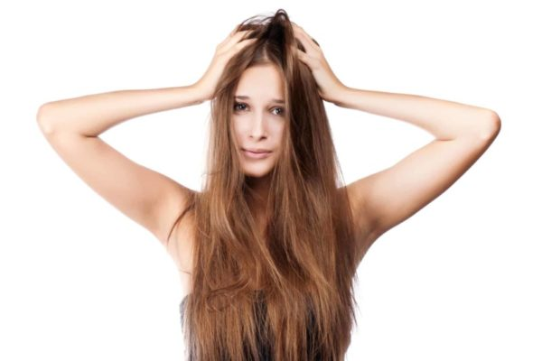 Зуд, жжение на волосистой части головы