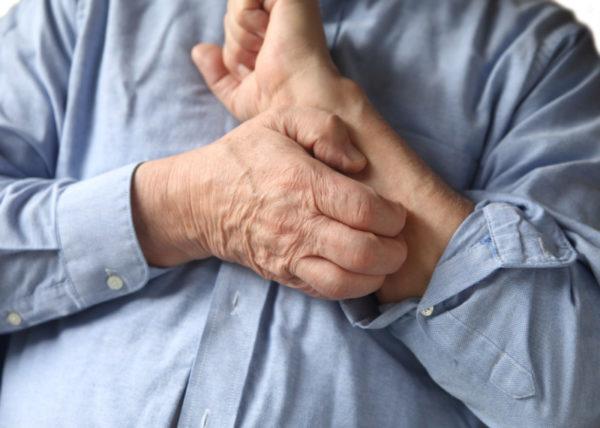 старческий дерматит
