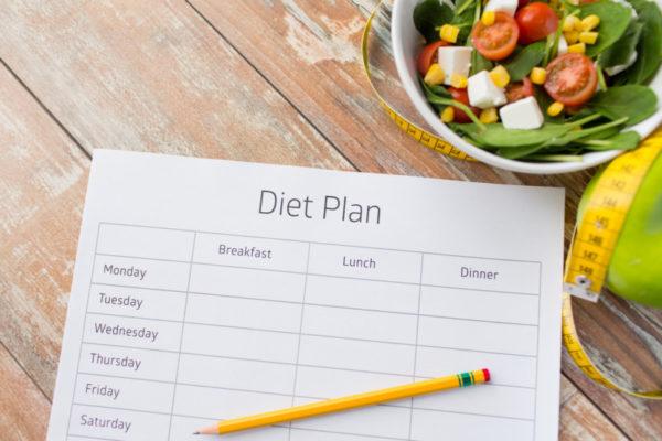 Ведение пищевого дневника